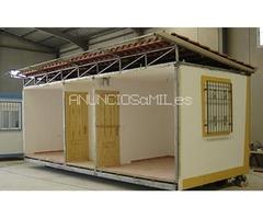 Casas prefabricadas económicas, desde 12000 euros