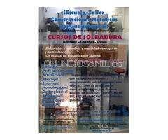 Cursos de soldadura en Sevilla