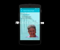 ¡Muy Pronto! Obra literaria y artística:  Android app