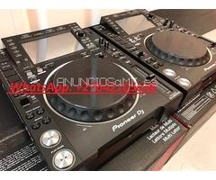 2x Pioneer CDJ-2000NXS2 +  1x DJM-900NXS2 mixer costo  2500 EUR