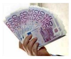 préstamo de dinero para hacer frente a las dificultades financieras
