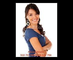 Alicia Estrada, Vidente Española