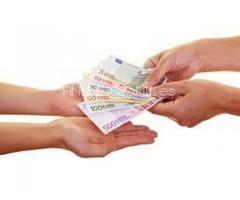 La campaña de financiación para préstamos de consumo y proyectos.