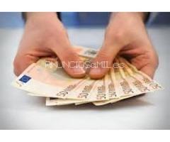Financiamiento de crédito rápido y urgente