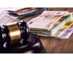 oferta de préstamo serio y justo