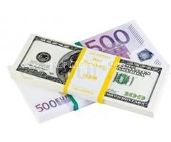 Oferta de préstamo para todas las personas con dificultades financieras