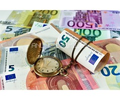 Oferta de préstamo urgente