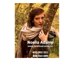 Noelia Adame, especialista en el TAROT DE LOS ARCANOS