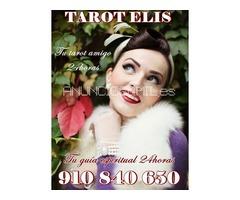 Tarotista española Elis 910 840 650