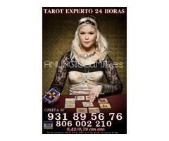 Tarot experto las 24 horas al 806 002 210 por solo 0,42ctm mto.