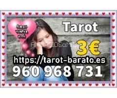 TAROT BARATO SOLO 3EUROS LAS 24HS