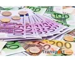 oferta de préstamo de dinero entre particulares serios