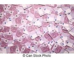 Ofrezco de préstamo de dinero