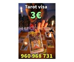 Tarot y Videncia confiable, solo 3 - Euros