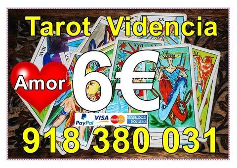 Tarot y Confiables Videntes por 6 Euros