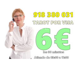 Tarot barato a 6 euros 30 minutos