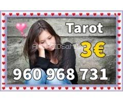 Tarot y Amor, por solo 3 Euros