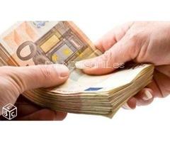 oferta de préstamo entre personas serias y honestas