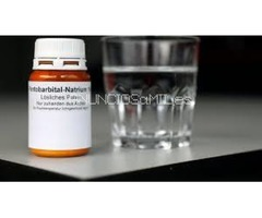 Comprar barbiturato de sodio pentobarbital - comprar Nembutal