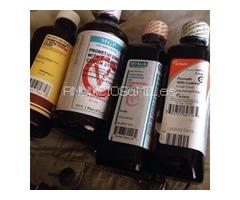 Actavis Promethazine con jarabe codeína