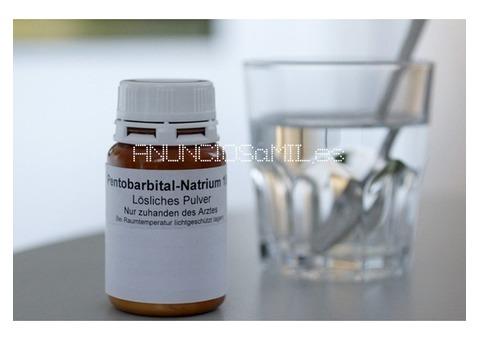nembutal de alta calidad (pentobarbital sódico)