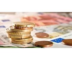 Oferta de préstamo entre individuo serio en 72h como máximo