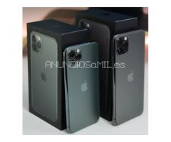 Apple iPhone 11 Pro 64GB por $ 500 y  iPhone 11 Pro Max 64GB por $ 550