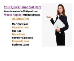 ¿Necesitas finanzas? ¿Estás buscando finanzas
