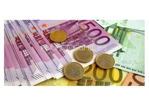 Oferta de préstamos entre particulares y empresas.