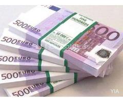 Oportunidad de préstamo confiable.