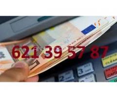 CREDITOS FIABLES Y RAPIDO whatsapp : +34  621 39 57 87