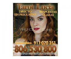 Lucía, Tarotista y Vidente de confianza