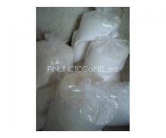 Pastillas de cianuro, polvo y líquido para limpieza de joyas (99% puro)