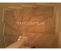 montadores de suelos de maderas
