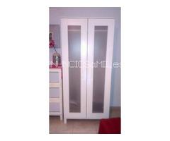 armario  blanco dos puertas