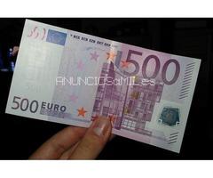 oferta de préstamo muy rápidos y serios