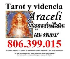 Araceli Martín TAROT Especialista en temas de amor