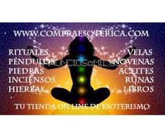 Mayorista de productos esotéricos. Venta al por menor. España