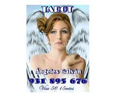 Tarot visa Ángeles Galván 931 89 56 76 expertos en amor.