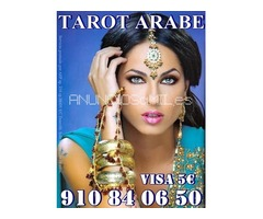 Tarot árabe 806 002 210  tarot con embrujo oriental