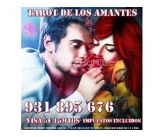 Tarot de los amantes 931 89 56 76  las 24 horas