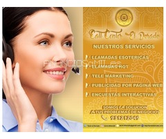 CALL CENTER EL DORADO