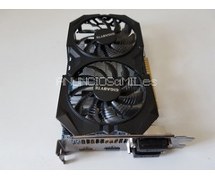 VENDO Tarj. Gráfica PC Gigabyte GeForce GTX 750 Ti OC 2GB GDDR5