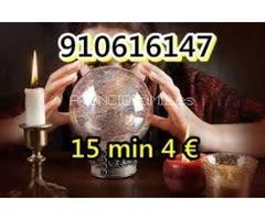 VIDENCIA REAL 910616147  4,5 EUR 15 MIN
