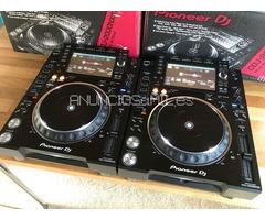 Venta Pioneer DDJ SX2..500 €,Pioneer XDJ-RX..800€,Numark NV..400 €