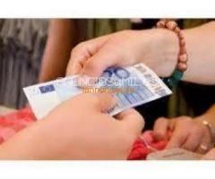 Crédito y ofertas financieras de préstamo rápido