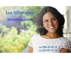 Tarot economico SIN GABINETE  Luz Villanueva