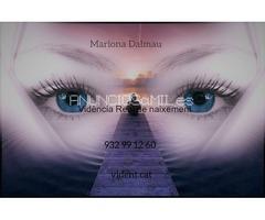Mariona Dalmau, vident i medium catalana.