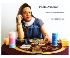 Paola Auserón, la mejor cartomante de España. FECHAS EXACTAS.